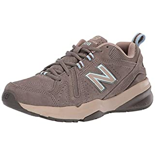 New Balance Women's 608 V5 Casual Comfort Cross Trainer, Bungee/Burlap, 12 N US