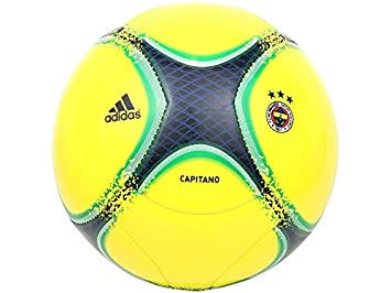 adidas + F50 Capitano del Fenerbahce de Estambul Fútbol Amarillo ...