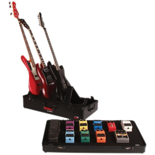 Gator G GIG BOX TSA EL Electric Guitar Stand