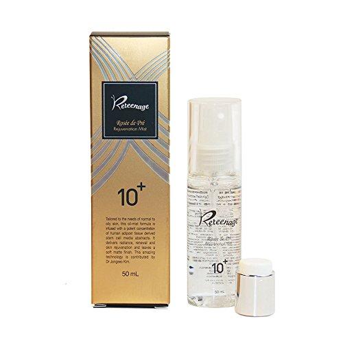 Reteenage Rosée De Pré Rejuvenation Mist 1.69Oz Radiance, Renewal And Skin Rejuvention And Leaves A Soft Matte ()