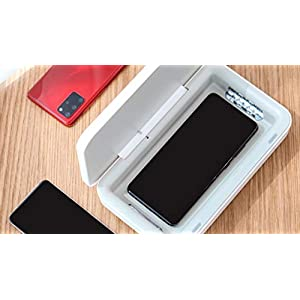 Samsung Electronics Samsung Qi Wireless Charger and UV Sanitizer - US Version