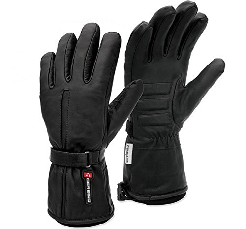 - Gerbing G3 Heated Motorcycle Gloves for Men - 12V Motorcycle