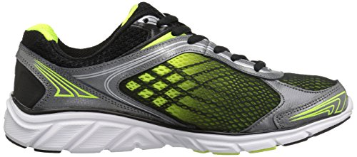 buy cheap choice Fila Men's Memory Narrow Escape Cross-Trainer Shoe Black/Dark Silver/Safety Yellow classic sale online sale outlet LMWJ6