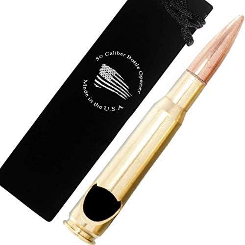 Caliber Real Bullet Bottle Opener