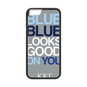 KKG Blue Looks Good On You iPhone 6 Plus 5.5 Inch Cell Phone Case Black Protect your phone BVS_708146