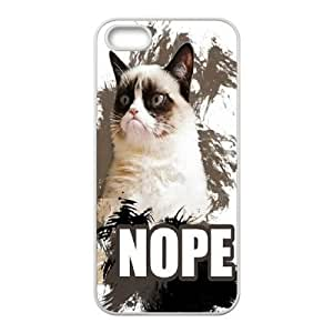 Grumpy cat DIY Hard Case For Iphone 6 Plus 5.5 Inch Cover LMc-91094 at LaiMc