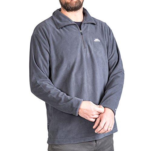 Hombre fli BLK Negro gris 3XL polar Masonville Forro AT100 Trespass pIqRTaO