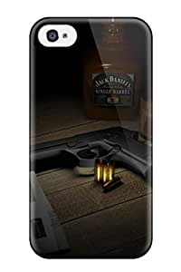 AnnDavidson Case Cover For Iphone 4/4s - Retailer Packaging Beretta Hd Protective Case