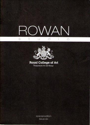 Rowan Studio special edition Issue 6