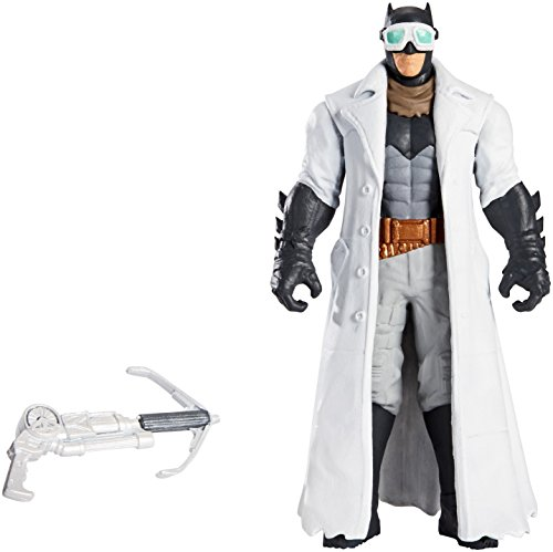 [Batman vs Superman: Dawn of Justice Artic Zone Batman Figure, 6