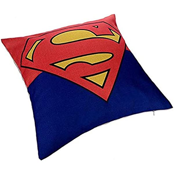 Chicozy Superheroes Style Home Decor Throw pillow cover Decorative pillow Cushion Collection pillowcase gift 45X45CM 5936266