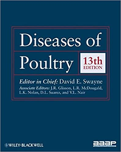 Poultry Diseases Book