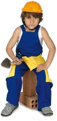 Disfraz de Obrero infantil A-(3/5A): Amazon.es: Juguetes y juegos
