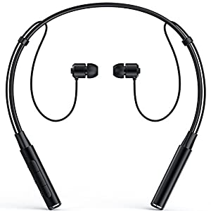 bluetooth headphones senbowe wireless neckband bluetooth headse. Black Bedroom Furniture Sets. Home Design Ideas
