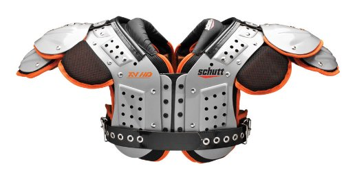 Schutt Sports Varsity XV HD All Purpose Shoulder Pad, Medium Adult Shoulder Pad
