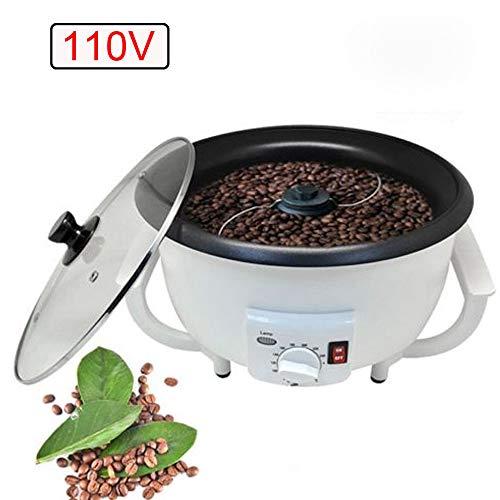 JIAN YA NA Household Coffee Roaster 110V Electric Home Coffee Roaster Household Coffee Bean Roasting Baking Machine (Best Commercial Coffee Roaster Machine)