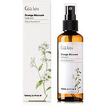 Orange Blossom (Neroli) Aromatherapy Mist - 100% Pure and Natural Facial & Room Spray - 100ml - Gya labs
