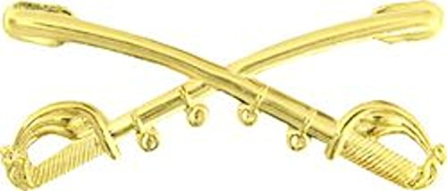 Cavalry Sabres Small Hat Pin - Hats War Cavalry Civil