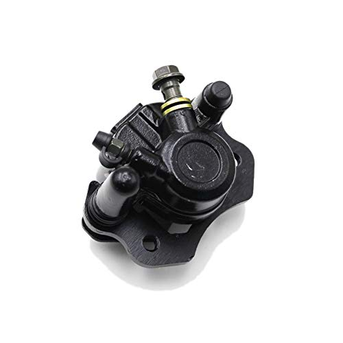 Black Chinese Rear Front Brake Caliper 50cc 70cc 90cc 110cc 125cc 150cc 200cc 250cc ATV Go Kart