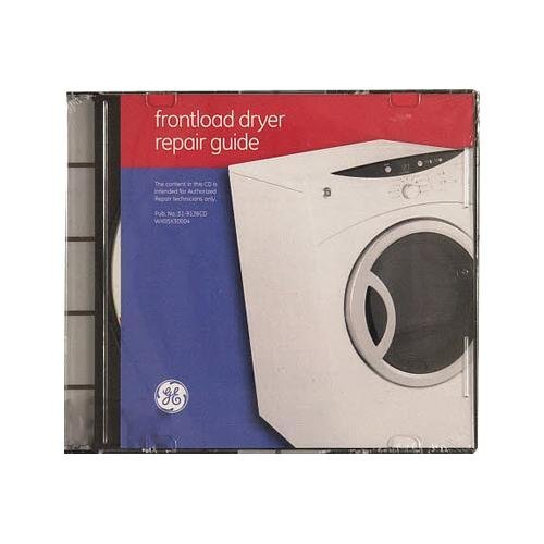 General Electric WX05X30004 CD - FRONT LOAD DRYER