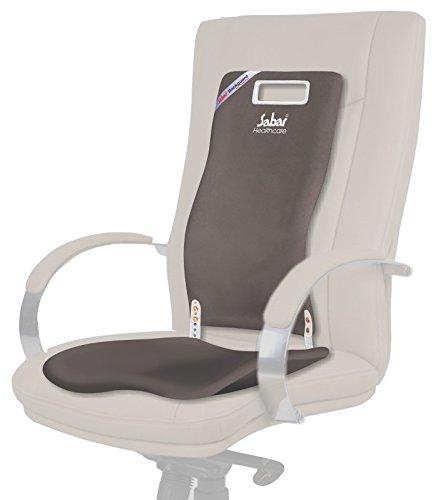 buy sabar orthopedic ergonomic back support lumbar backrest