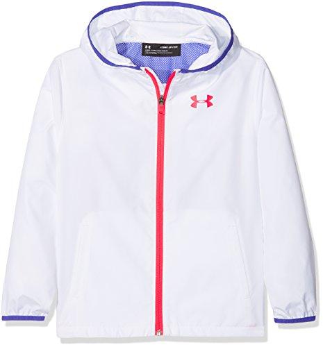 Purple constellation Armour Under Pink Giacca Pack Sack Bambina 100 Full Bianco Zip penta white Jacket qPqwAv