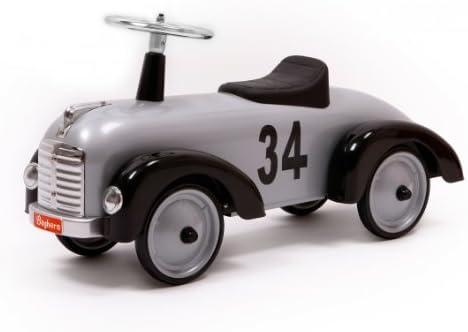 Speedster Silver