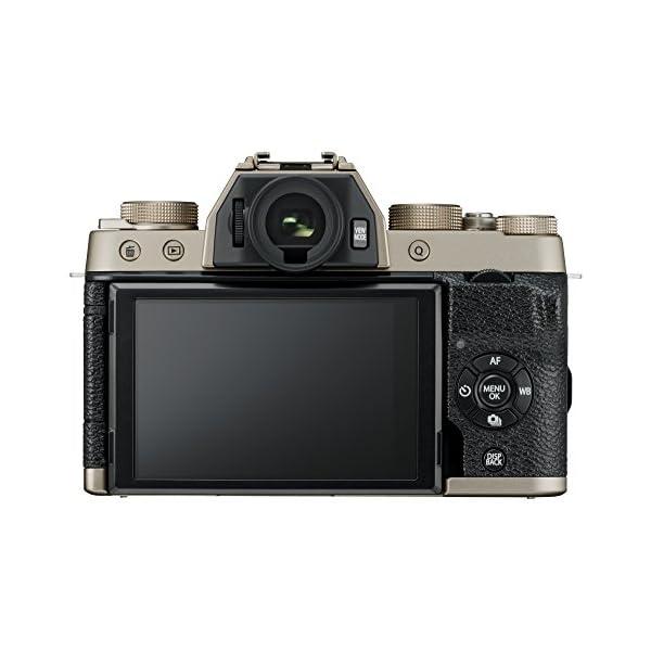 RetinaPix Fujifilm X-T100 24.2 MP Mirrorless Camera with XC 15-45 mm Lens