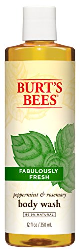 Burts Bees Peppermint Rosemary Body product image