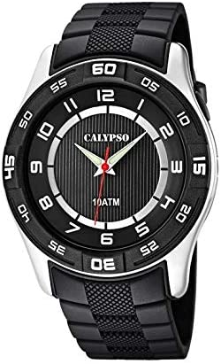 GENUINE CALYPSO Watch Male Quartz 10 ATM - k6062-4