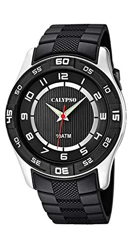 GENUINE CALYPSO Watch Male Quartz 10 ATM - k6062-4