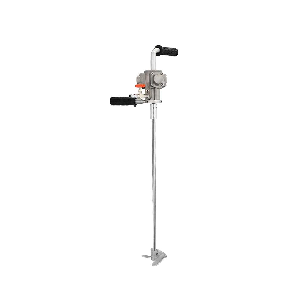 Pneumatic Mixer Paint Ink Agitator Blender Mixing Machine 5 Gallons 1/4HP 3600RPM 0.8MPa