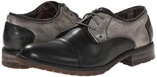 Bed Stu Men's Repeal Oxford, Light Grey Dirty, 9 M US by Bed|Stu (Image #6)