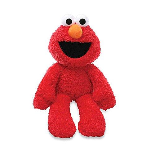 Super-Soft, Floppy Body Elmo Take-along Buddy 12