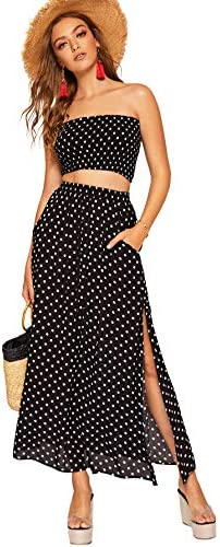 Floerns Womens Summer Outfit Pockets product image