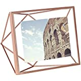 umbra prisma picture frame 4 by 6 inch copper