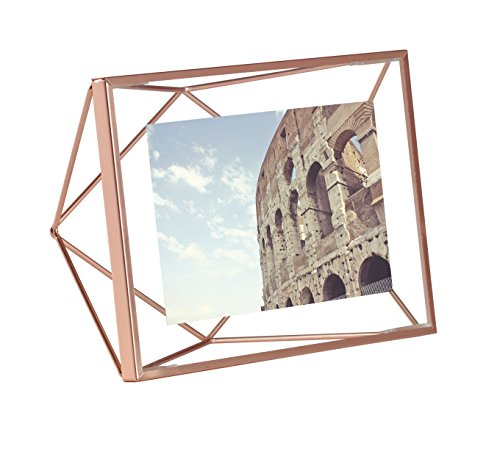 41jqxL7WRIL - Umbra Prisma Picture Frame, 4 by 6-Inch, Copper