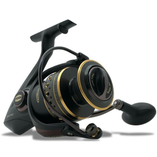 Penn Battle 10/230 Line Capacity 6+1 Bearings 6.2:1 Spinning Reel, Outdoor Stuffs