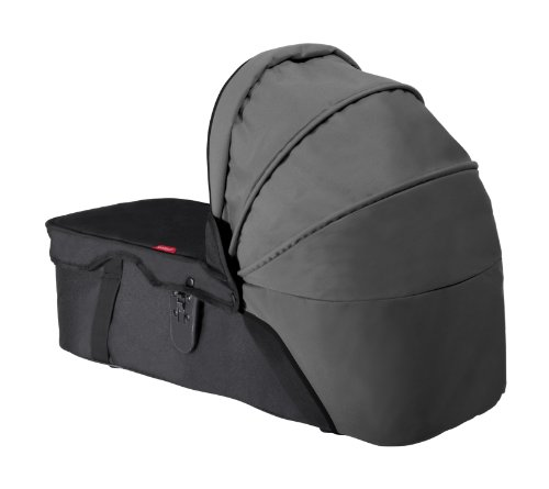 phil&teds Snug Carry Cot Sunhood - Flint