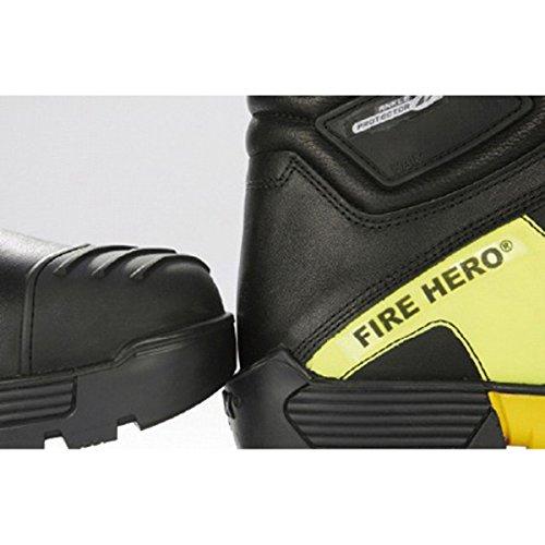 Haix Pompier Bottes Hero Vario