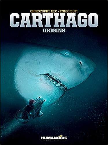 Carthago 2: Origins Book Cover