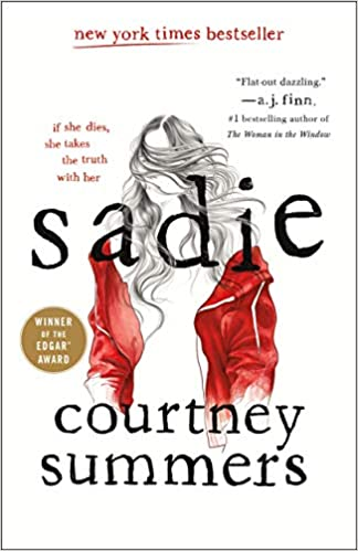 Cover art for the book entitled Sadie