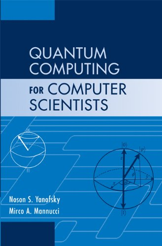 download quantum computing for computer scientists pdf ebook. Black Bedroom Furniture Sets. Home Design Ideas