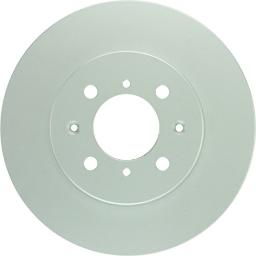 Bosch 26010730 QuietCast Premium Disc Brake Rotor For: Acura EL, Integra; Honda Civic, Civic del Sol, Fit, Insight, Front