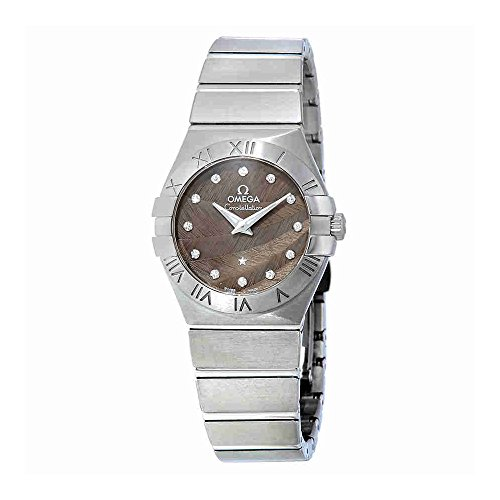 Omega Constellation Ladies Watch 123.10.27.60.56.001