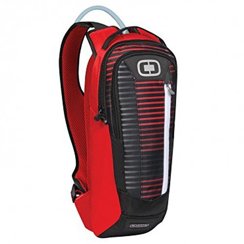 Ogio Atlas 100 Adult Hydration Stoke Travel Backpack - Red / One Size by OGIO