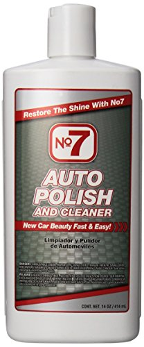 No7 01110 Auto Polish & Cleaner - 14 oz