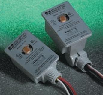 Photoelectric Sensors PHOTOCONTROL 120V SWIVEL BASE by TE Connectivity / Raychem