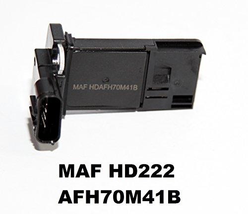 Mass Air Flow Meter Sensor for 09-14 Acura Honda Accord AFH70M-41B -