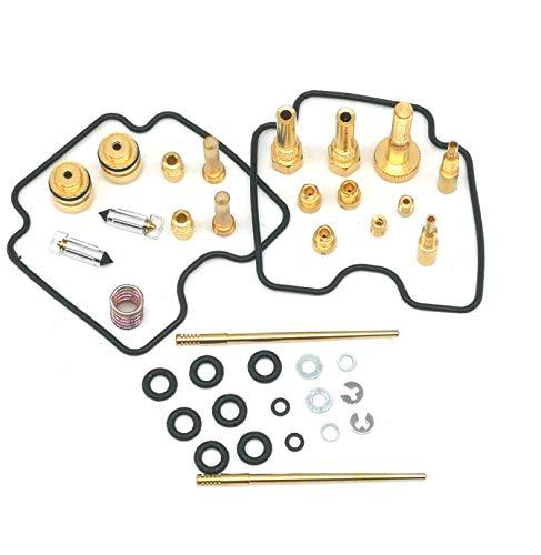 New Carburetor Repair Rebuild Kits Carb Kits Fits YAMAHA RAPTOR 660 YFM660R 2001-2005